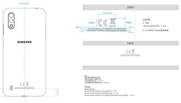 Bocoran Samsung Galaxy A01