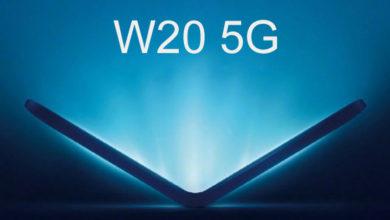 Bocoran Samsung Galaxy W20 5G
