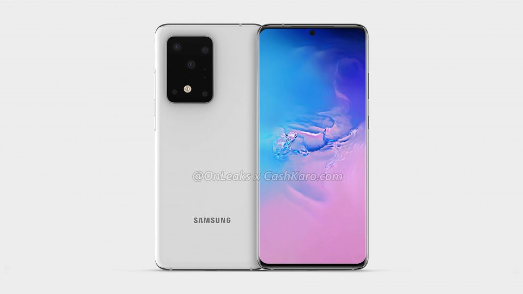 Bocoran Spesifikasi Samsung Galaxy S11