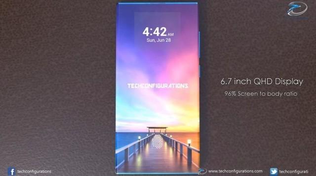 Bocoran Xiaomi Mi 10