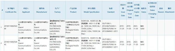 Bocoran Xiaomi Mi 10 Pro