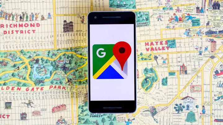 Fitur Baru Google Map
