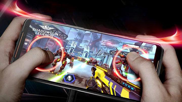 Games ASUS ROG Phone 2