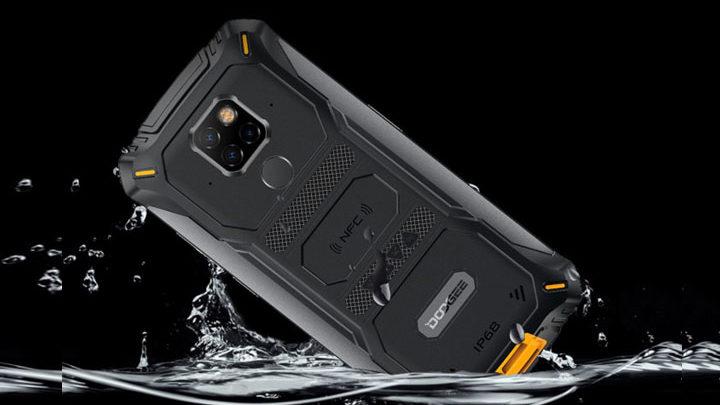 Harga dan Spesifikasi Doogee S68 Pro