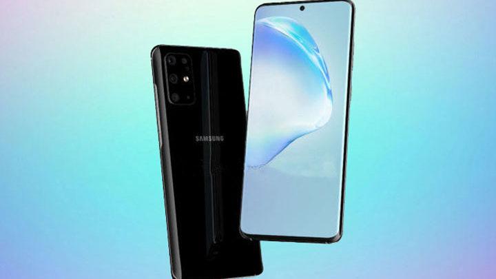 Penampakan Samsung Galaxy S11