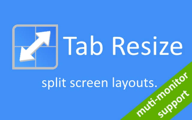 Ekstensi Chrome Terbaik Tab Resize