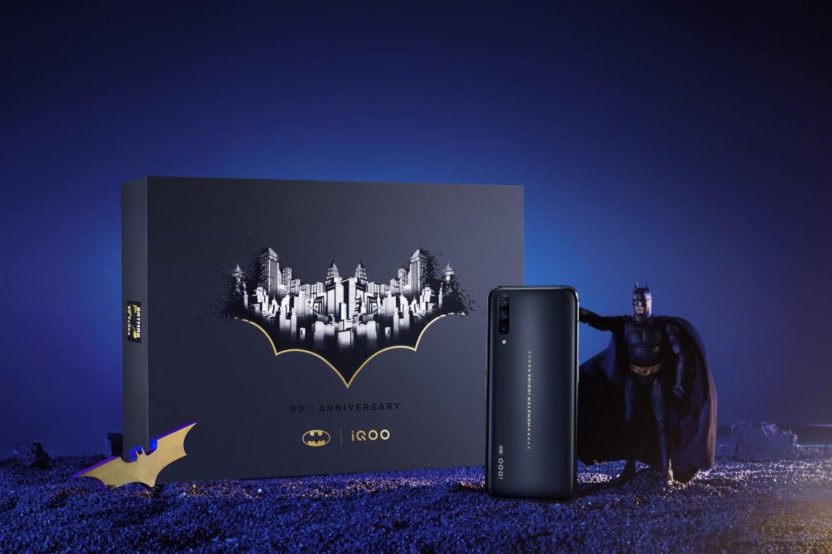 Vivo iQOO 5G Pro Batman