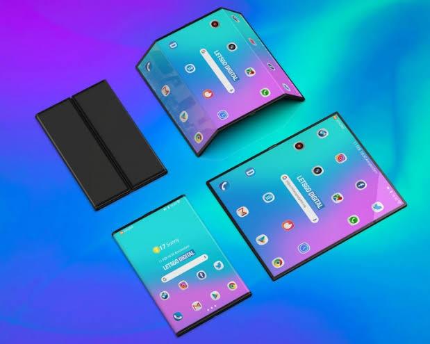 Smartphone Foldable Xiaomi