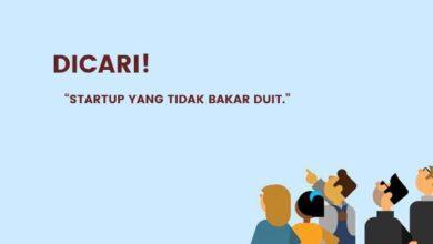 startup bakar duit