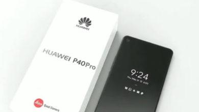 Bocoran Huawei P40 Pro & P40 Lite