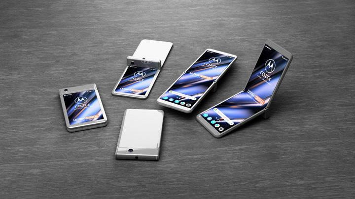 Bocoran Motorola Razr 2020