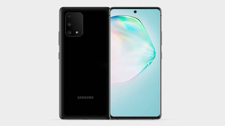 Bocoran Terbaru Samsung Galaxy A91