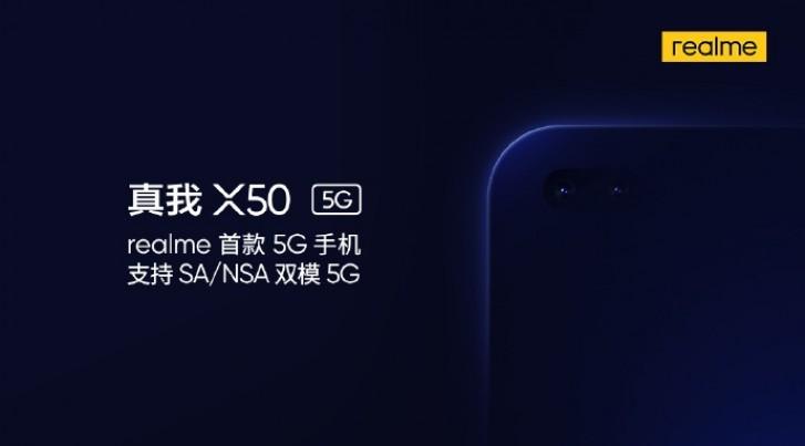 Fitur Andalan Realme X50 5G