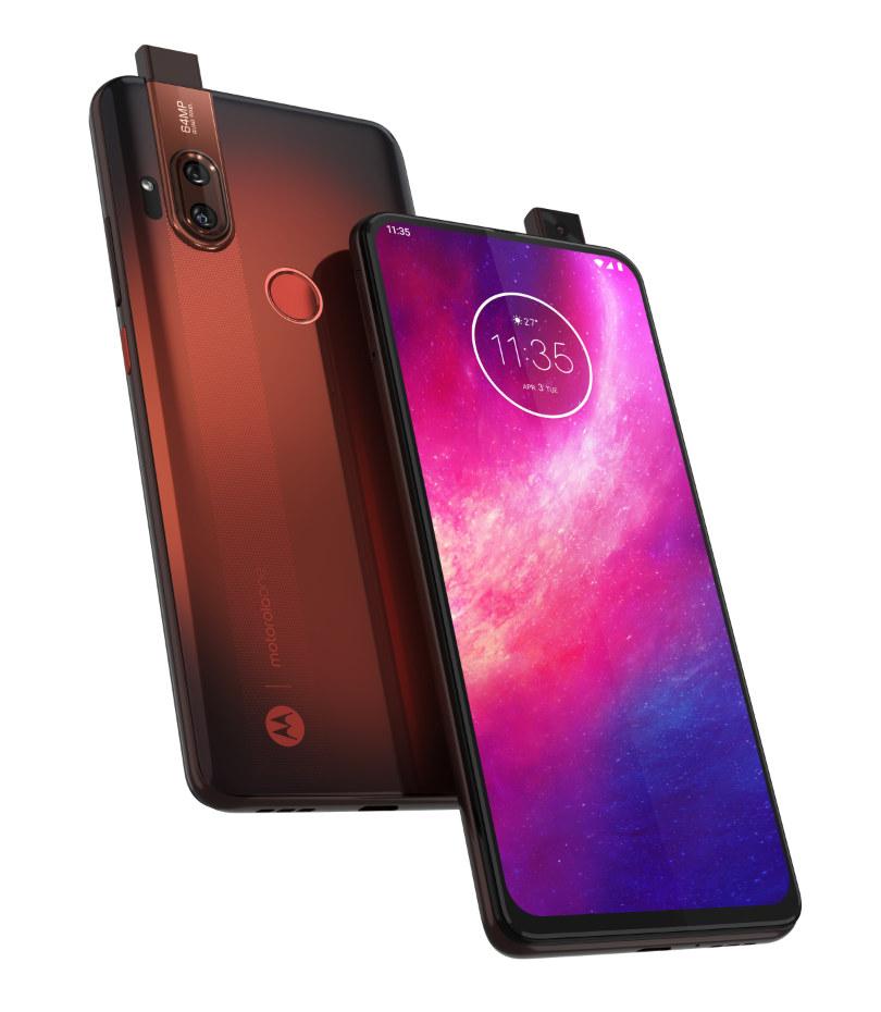 Spesifikasi Motorola One Hyper