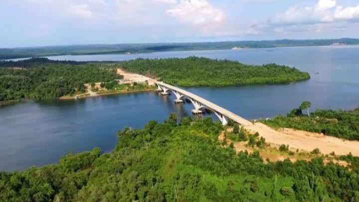 Keindahan Alam Ibu Kota Negara Baru
