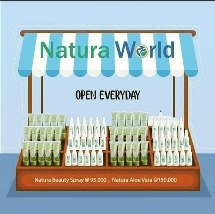 Menjadi Member Naturaworld