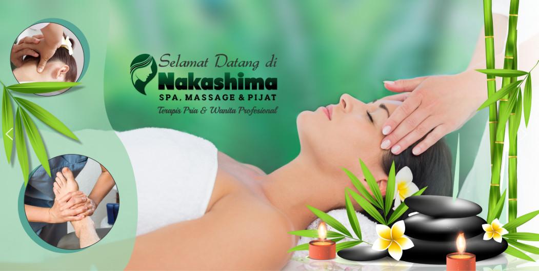 Nakashima Massage pijat pangilan Manado