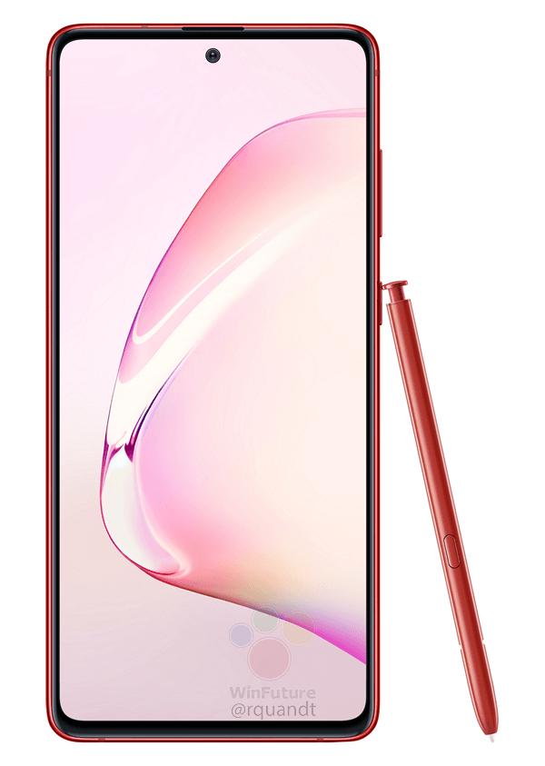 Bocoran Penampakan Galaxy Note 10 Lite