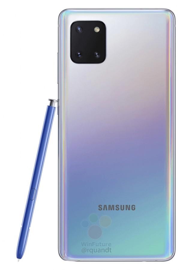 Spesifikasi Lengkap Galaxy Note 10 Lite