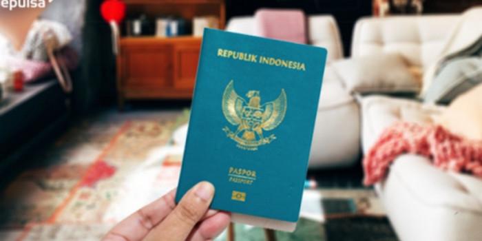 Paspor Untuk Pertama Kali Traveling