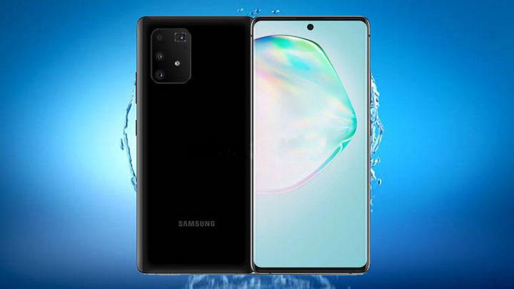 Penampakan Samsung Galaxy A91