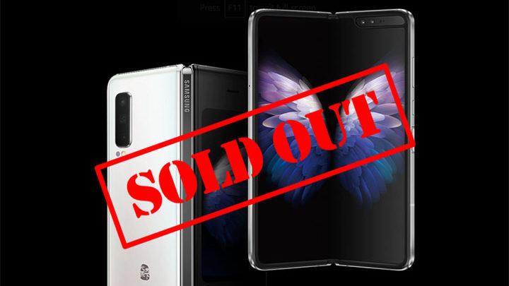 Penjualan Samsung Galaxy W20 5G