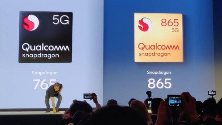Perfoma Qualcomm Snapdragon 865