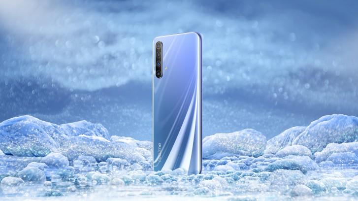 Penampakan Realme X50 5G