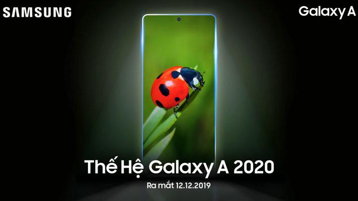Samsung Rilis Galaxy A 2020