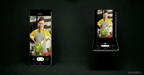 Sensor Kamera 144MP Samsung