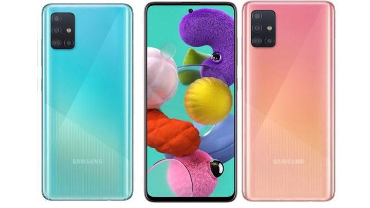 Samsung Galaxy A71 & Galaxy A51