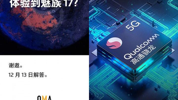 Smartphone Meizu 17