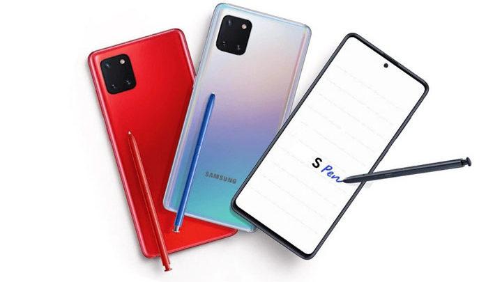 Spesifikasi Lengkap Samsung Galaxy Note 10 Lite
