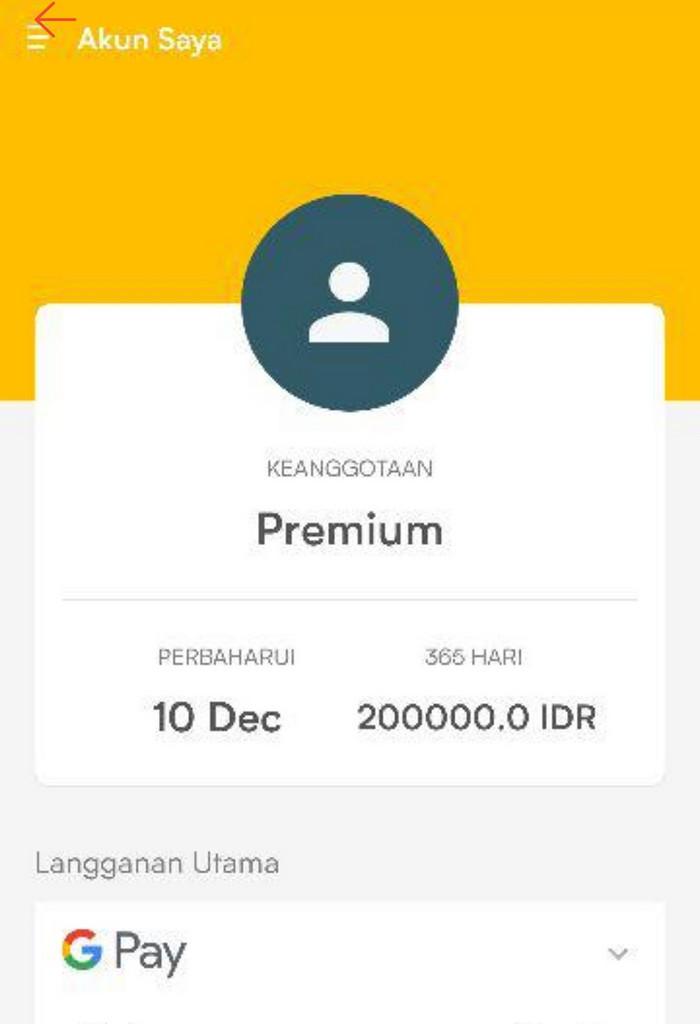 Tips Berlangganan Di Aplikasi VIU 1 Tahun Cuma 20 Ribu
