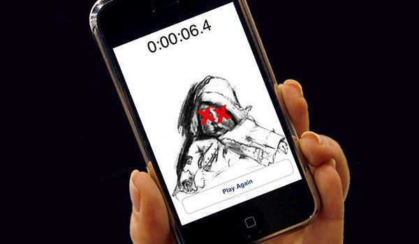 Aplikasi aneh di iPhone Baby Shaker