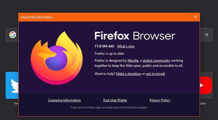 fitur baru Firefox