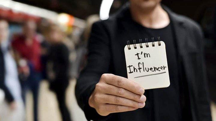 influencer terkenal