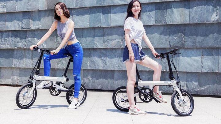 sepeda listrik Xiaomi Qicycle
