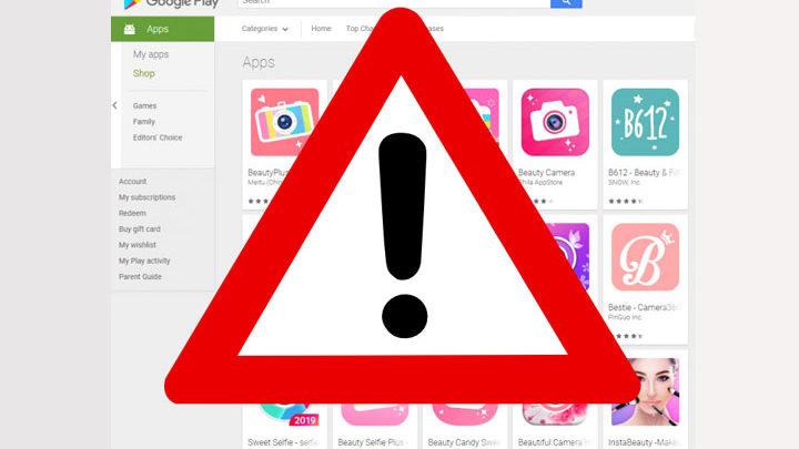 Aplikasi Beauty Apps Berbahaya