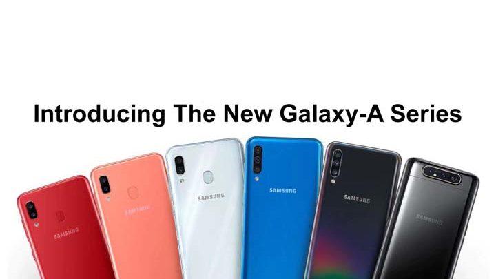 Bocoran 9 Samsung Galaxy A Series
