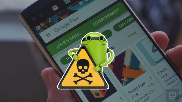 Daftar Aplikasi Android Berbahaya di Play Store