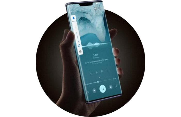 Huawei Mate 30 Pro yang Dijual di Indonesia
