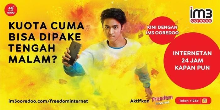 Indosat Freedom Internet