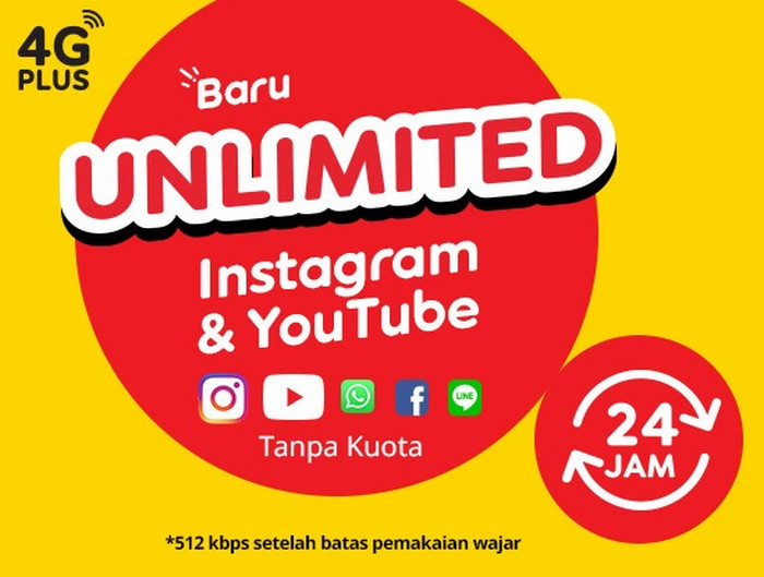 Indosat  Unlimited