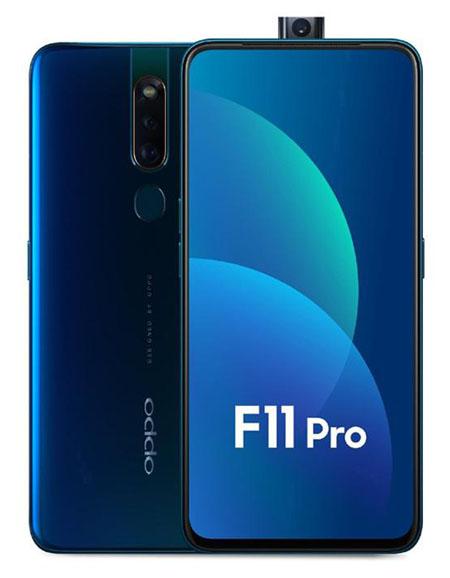 OPPO F11 Pro camera