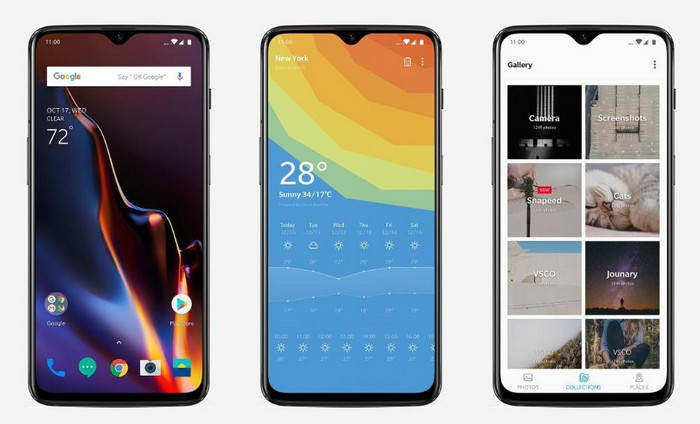 Smartphone Lawas OnePlus 6T
