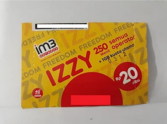 Paket Internet Indosat Freedom Izzy