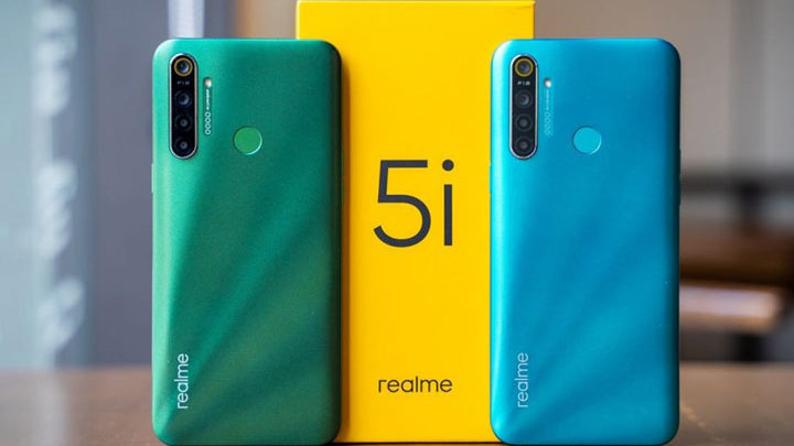 Realme 5i Resmi Hadir di Indonesia