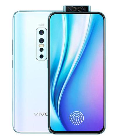 Vivo V17 Pro camera pop up
