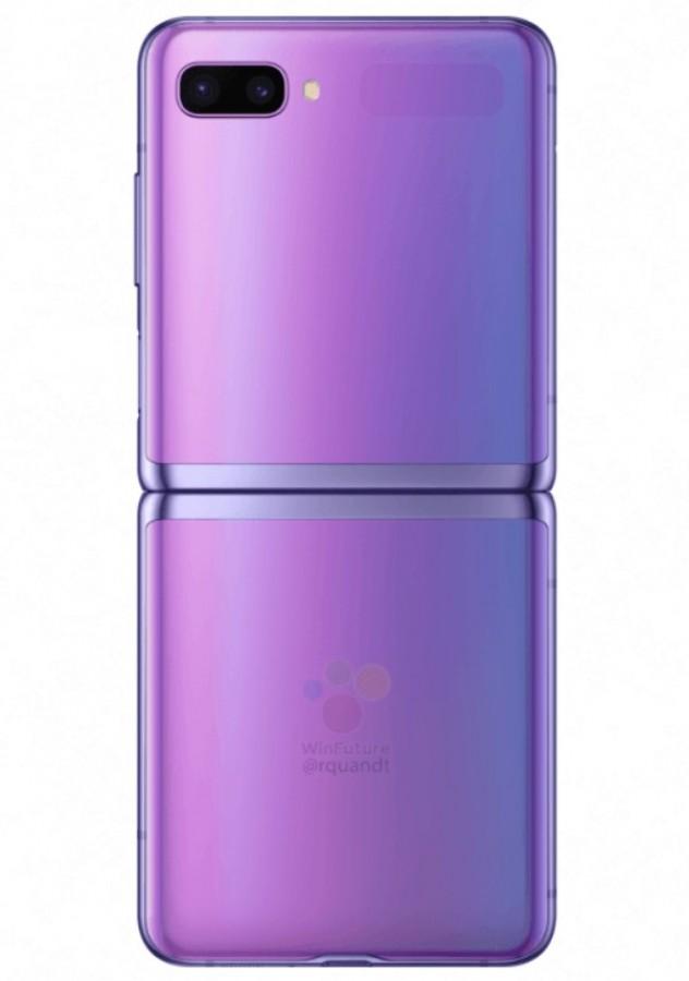 Bocoran Samsung Galaxy Z Flip 4G LTE